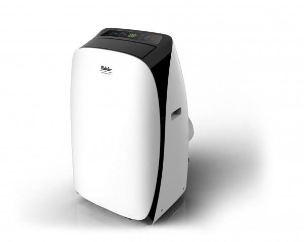 Fakir prestige AC 9   mobiles Klimagerät, weiß/schwarz - 1,0 KW