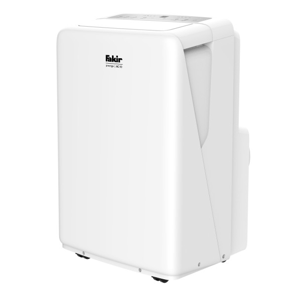 Fakir prestige AC 90 | mobiles Klimagerät, weiß - 2.600 Watt