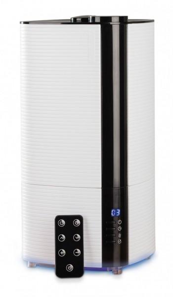 Fakir Airwell | Luftbefeuchter, weiß/schwarz - 30 Watt