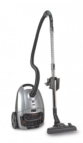 Fakir Artemis TS 150 | Bodenstaubsauger, silber/anthrazit - 700 Watt