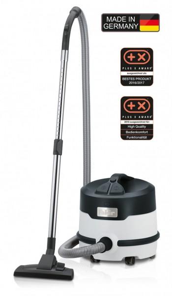 Fakir premium S 20 E | Trocken-Kesselsauger, weiß - 800 Watt