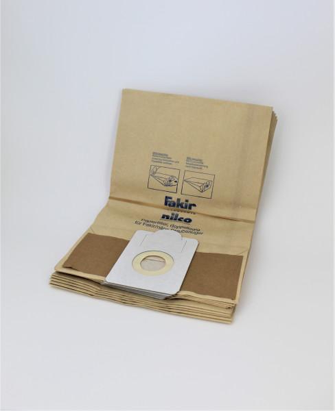 1 Packung = 10 Stück Papierfilter Kesselsauger für premium | S 20 E