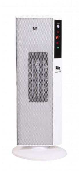 Fakir premium HT 700 WiFi   Keramik-Turmheizlüfter, hochglanzweiß - 2.000 Watt