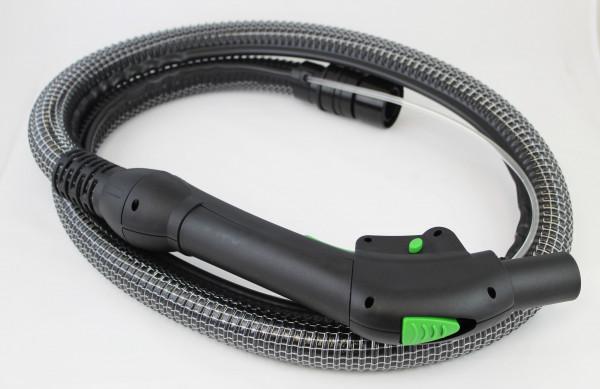 Saugschlauch mit Griff und integriertem Druckschlauch für premium SR | 9800 S