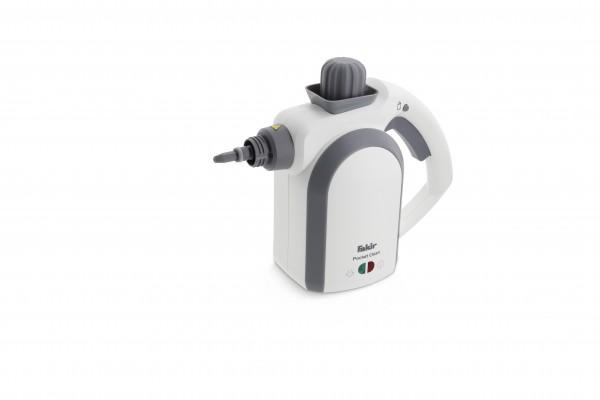 Fakir Pocket Clean | Handdampfreiniger, weiß - 1.100 Watt