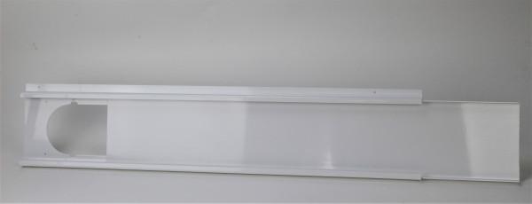 Fensterschiene für Abluftschlauch für trend | AC 70, prestige | AC 90, premium | AC 120