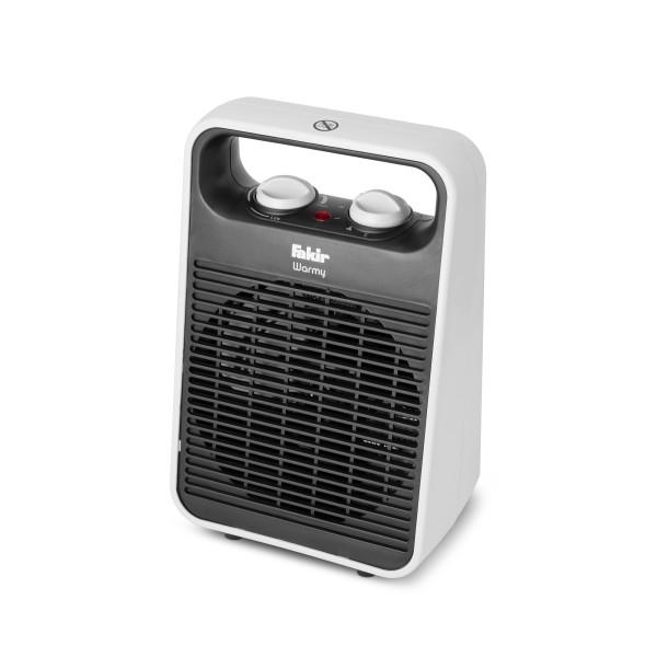 Fakir Warmy | Heizlüfter, , schwarz/hellgrau – 2.000 Watt