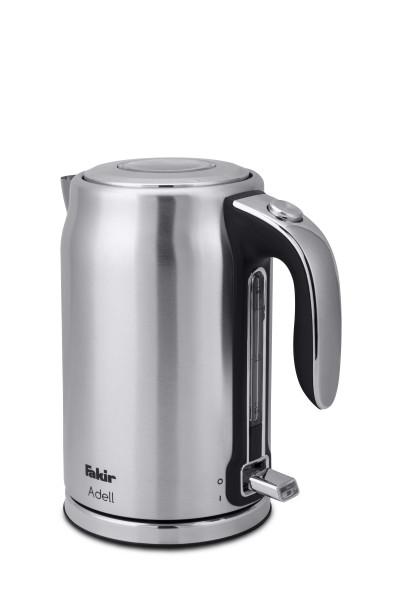 Fakir Adell | Wasserkocher, silber/Edelstahl - 2.200 Watt