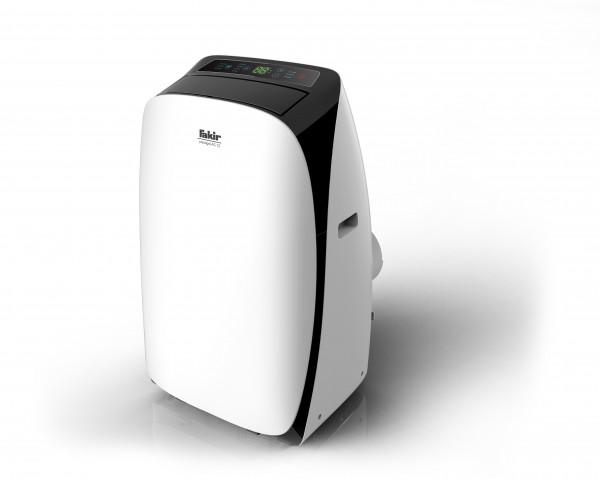 Fakir prestige AC 12 | mobiles Klimagerät, weiß/schwarz - 1,3 KW