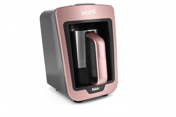 Fakir Kaave Steel | Mokkamaschine, rosé - 735 Watt