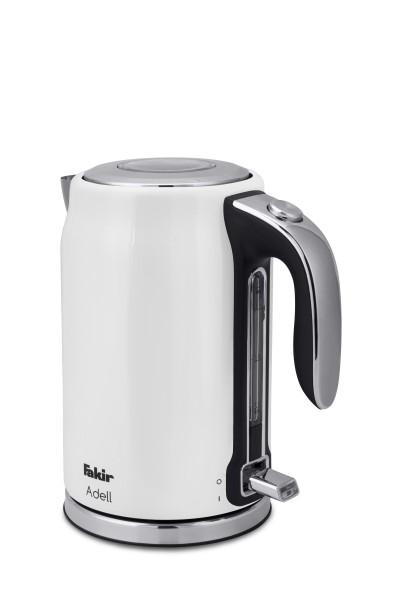 Fakir Adell | Wasserkocher, weiß - 2.200 Watt