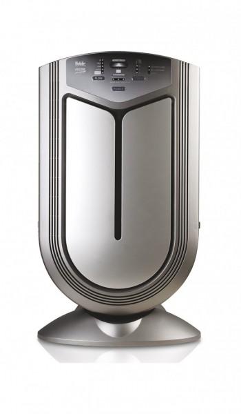 Fakir Vigor Plus LR 600 | Multifunktions-Luftreiniger, titan/silber - 80 Watt