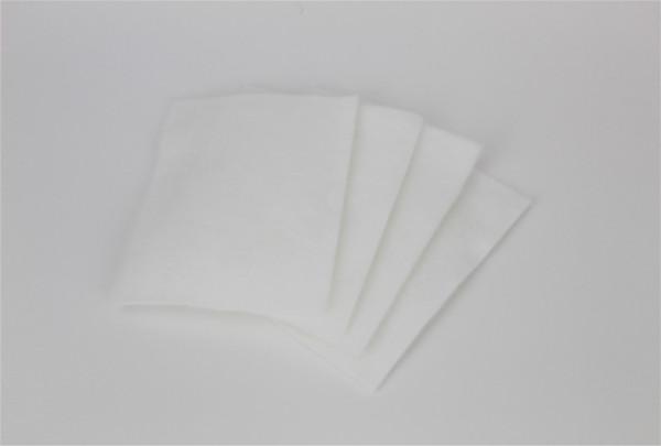 Micro-Abluftfilter-Set, (4 Micro-Abluftfilter) für   1805   2105, Fakir 1800, Prestige 1800, Ares  