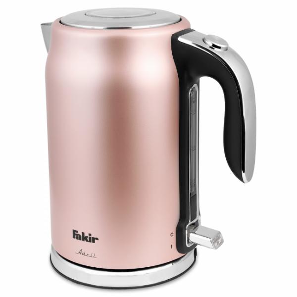 Fakir Adell | Wasserkocher, rosé - 2.200 Watt